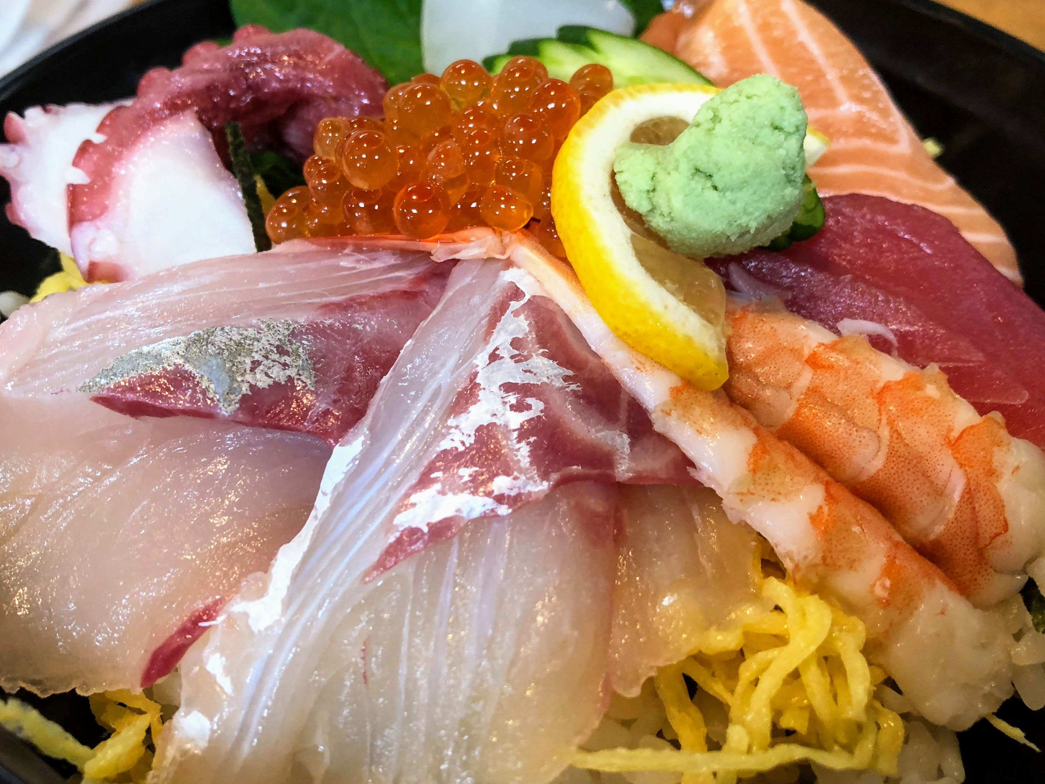 美味処 丸己 和歌山 海鮮丼